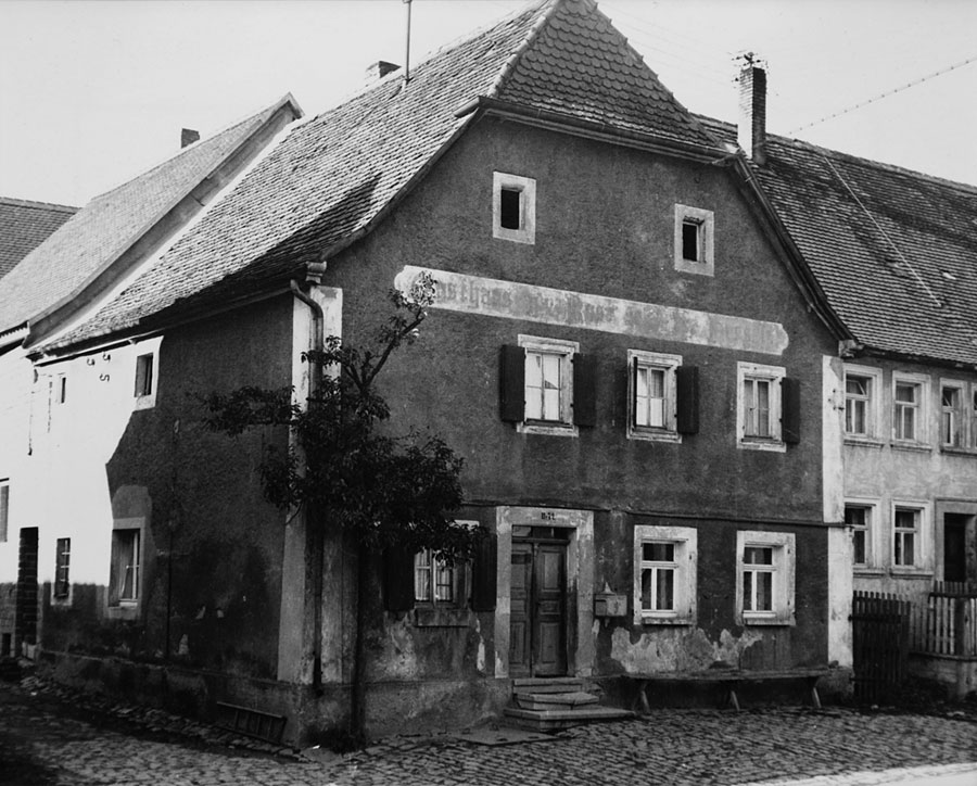 Gasthof Rose um ca. 1950